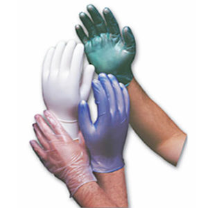 PW-694 Protective Gloves (8 Mil Latex-Powder Free)