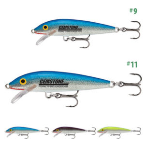 PW-0040 Imprinted Fishing Lures