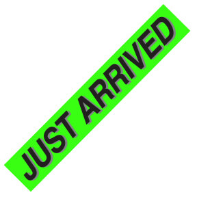 PW-221J1 – JUST ARRIVED  Windshield Slogan Signs