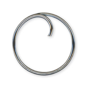 PW-34 Hook Rings (1″ Diameter)