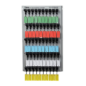 PW-795 Cobra Key Management System – 50 Unit Wall Board