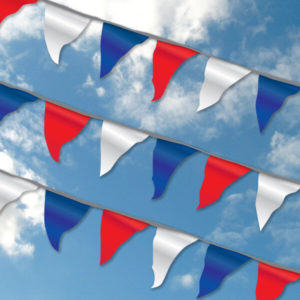 Red, White & Blue Pennants (PW-806 – PW-809)